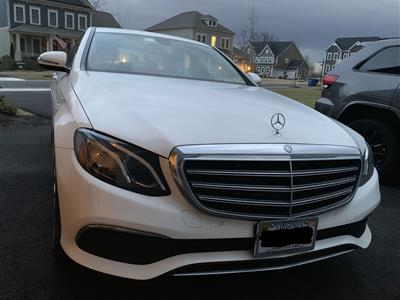 2017 Mercedes-Benz E-Class lease in Ashburn,VA - Swapalease.com