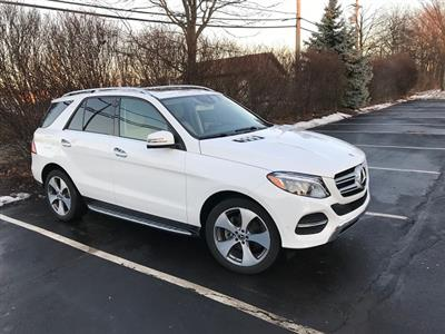 2017 Mercedes-Benz GLE-Class lease in Bradford Woods,PA - Swapalease.com