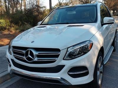 2017 Mercedes-Benz GLE-Class lease in Goose Creek,SC - Swapalease.com