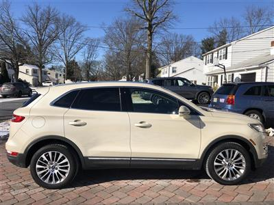 2018 Lincoln MKC lease in Cherry Hill,NJ - Swapalease.com
