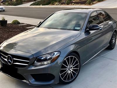 2018 Mercedes-Benz C-Class lease in Menifee,CA - Swapalease.com