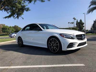2019 Mercedes-Benz C-Class lease in Costa Mesa,CA - Swapalease.com