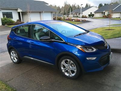 2017 Chevrolet Bolt EV lease in Salem,OR - Swapalease.com