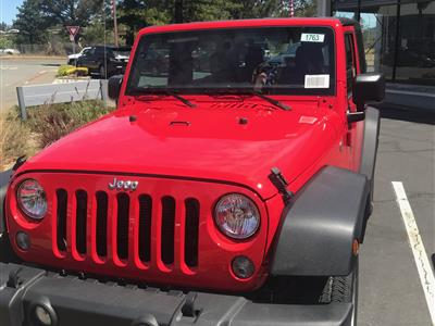 2018 Jeep Wrangler Unlimited lease in Daly City,CA - Swapalease.com