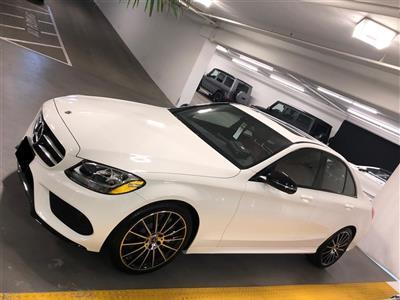2018 Mercedes-Benz C-Class lease in Studio City,CA - Swapalease.com