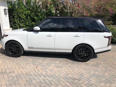 2016 Land Rover Range Rover lease in Miami,FL - Swapalease.com