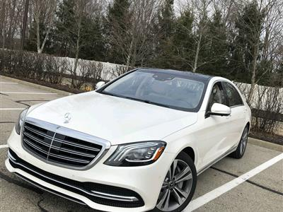 2019 Mercedes-Benz S-Class lease in New Albany,OH - Swapalease.com