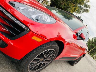 2017 Porsche Macan lease in Los Angeles,CA - Swapalease.com