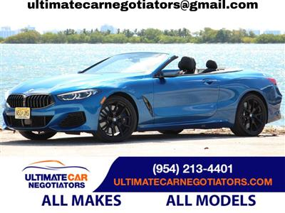 2020 BMW 8 Series lease in Fort Lauderdale,FL - Swapalease.com