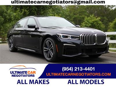 2020 BMW 7 Series lease in Fort Lauderdale,FL - Swapalease.com