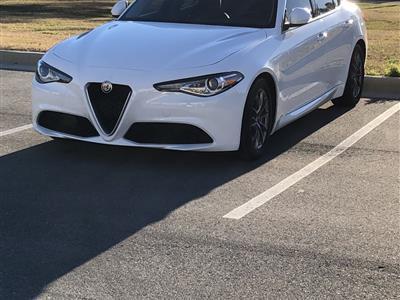 2018 Alfa Romeo Giulia lease in WILMINGTON ,NC - Swapalease.com