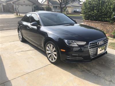 2017 Audi A4 lease in Carson,CA - Swapalease.com