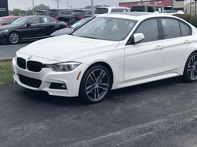 2018 BMW 3 Series lease in NAPERVILLE,IL - Swapalease.com