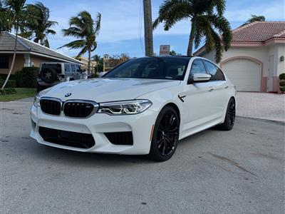 2018 BMW M5 lease in Wellington,FL - Swapalease.com