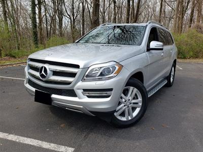 2016 Mercedes-Benz GL-Class lease in WASHINGTON,DC - Swapalease.com