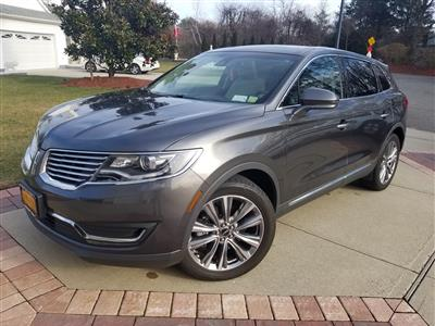 2017 Lincoln MKX lease in Brentwood,NY - Swapalease.com