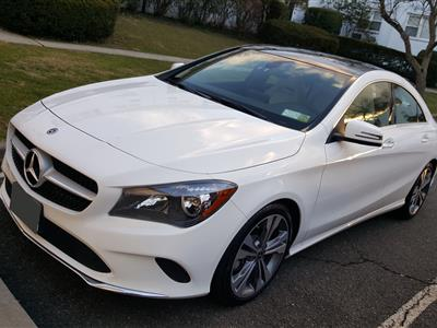 2018 Mercedes-Benz CLA Coupe lease in Rye Brook,NY - Swapalease.com