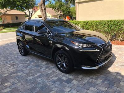 2017 Lexus NX 200t F Sport lease in Parkland,FL - Swapalease.com