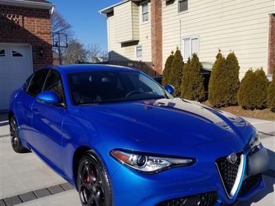 2018 Alfa Romeo Giulia lease in Bellmore,NY - Swapalease.com