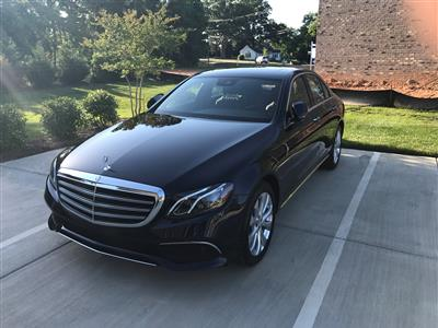 2017 Mercedes-Benz E-Class lease in Charlotte,NC - Swapalease.com
