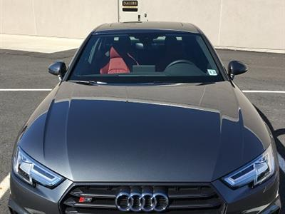 2018 Audi S4 lease in Wharton,NJ - Swapalease.com