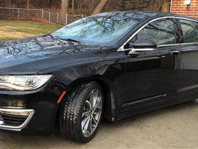 2017 Lincoln MKZ lease in Plymouth,MI - Swapalease.com