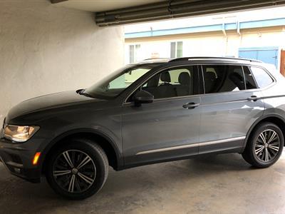 2018 Volkswagen Tiguan lease in Sunnyvale,CA - Swapalease.com