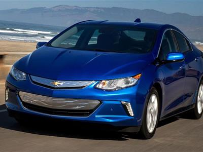 2018 Chevrolet Volt lease in Vacaville,CA - Swapalease.com