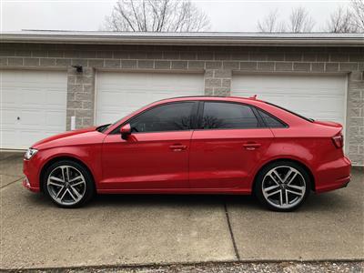 2017 Audi A3 lease in Charleston,WV - Swapalease.com