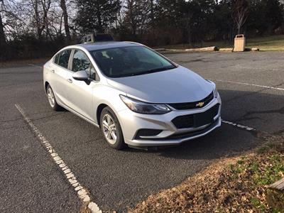 2017 Chevrolet Cruze lease in Bedminster,NJ - Swapalease.com