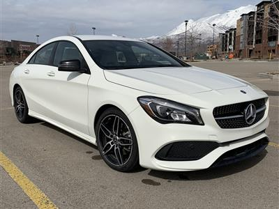 2018 Mercedes-Benz CLA Coupe lease in Highland,UT - Swapalease.com