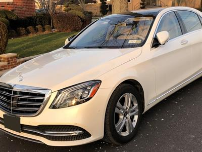 2018 Mercedes-Benz S-Class lease in Jamaica,NY - Swapalease.com