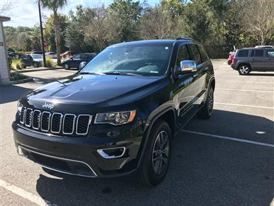 2017 Jeep Grand Cherokee lease in Sanford,FL - Swapalease.com