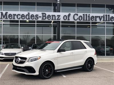 2018 Mercedes-Benz GLE-Class Coupe lease in collierville,TN - Swapalease.com