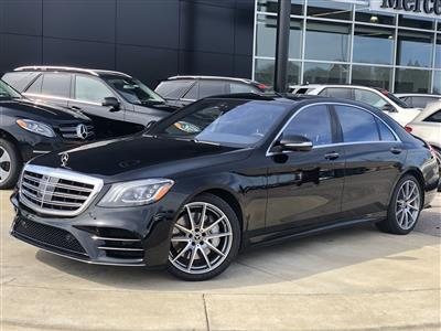 2018 Mercedes-Benz S-Class lease in collierville,TN - Swapalease.com
