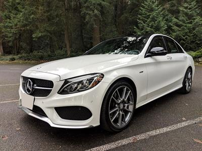 2016 Mercedes-Benz C-Class lease in PORTLAND,OR - Swapalease.com
