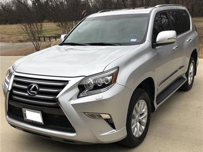 2018 Lexus GX 460 lease in Decatur,TX - Swapalease.com