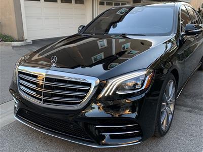 2018 Mercedes-Benz S-Class lease in Van Nuys,CA - Swapalease.com