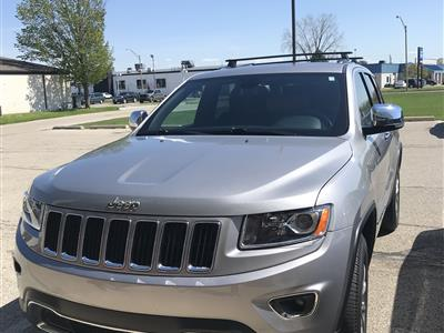 2016 Jeep Grand Cherokee lease in Muskegon,MI - Swapalease.com