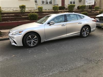 2018 Lexus LS 500 lease in New York,NY - Swapalease.com