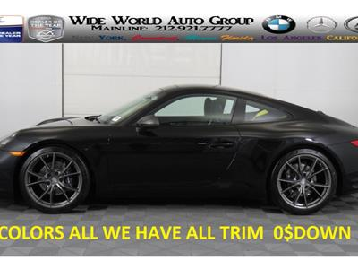 2019 Porsche 911 lease in New York,NY - Swapalease.com