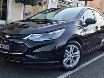 2018 Chevrolet Cruze lease in Chino,CA - Swapalease.com
