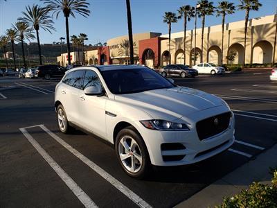 2018 Jaguar F-PACE lease in San Diego,CA - Swapalease.com