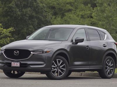 2017 Mazda CX-5 lease in San Francisco,CA - Swapalease.com