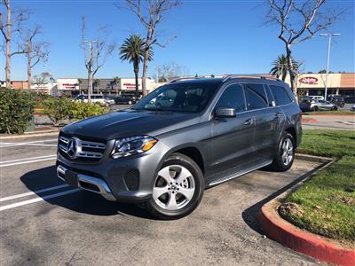 2018 Mercedes-Benz GLS-Class lease in Manhattan Beach,CA - Swapalease.com