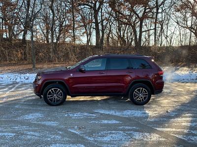 2018 Jeep Grand Cherokee lease in Saint Paul,MN - Swapalease.com