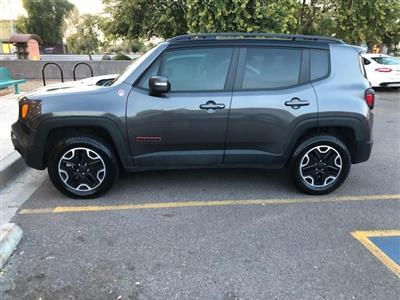 2017 Jeep Renegade lease in Mesa,AZ - Swapalease.com