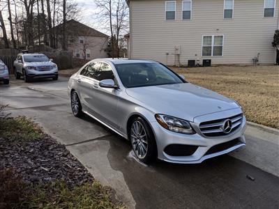 2018 Mercedes-Benz C-Class lease in Atlanta,GA - Swapalease.com