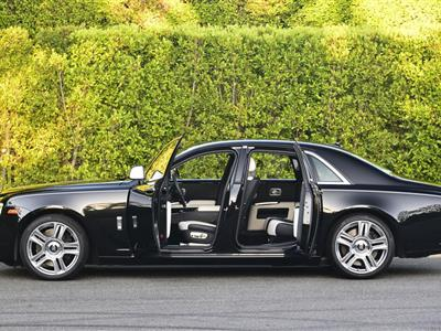 2017 Rolls-Royce Ghost lease in West Hollywood,CA - Swapalease.com