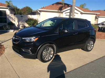 2017 Buick Encore lease in The Villages,FL - Swapalease.com
